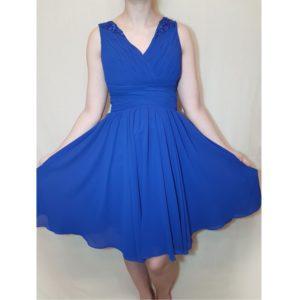 Ljetna plava haljina