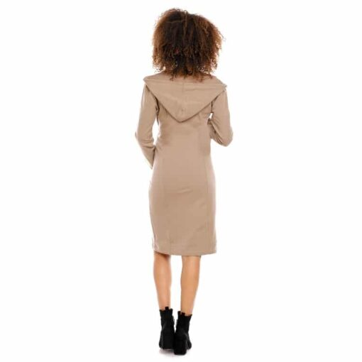 Haljina sa kapuljačom
