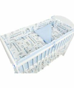 3-djelni set posteljine za bebe