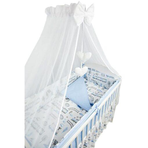 4-dijelna posteljina za bebe