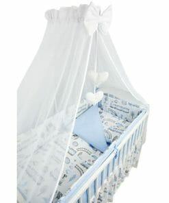 6-djelna posteljina za bebe
