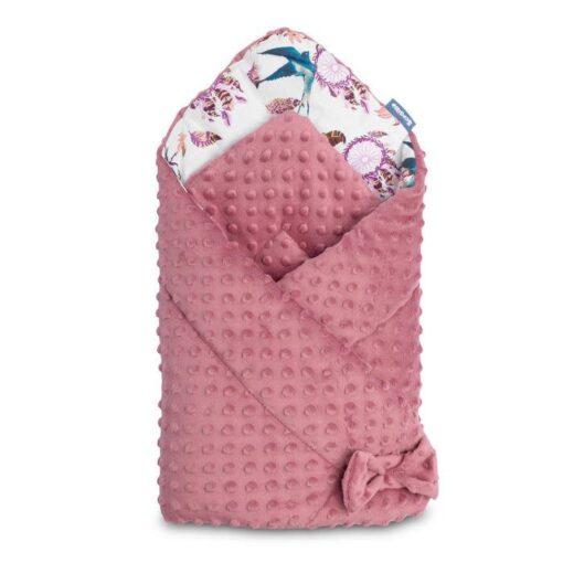 Minky jastuk za bebu