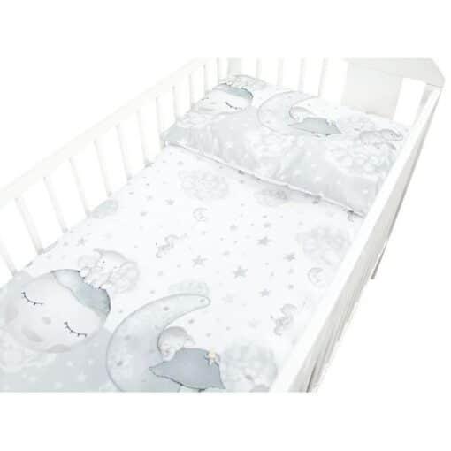 dvodjelna posteljina za bebe